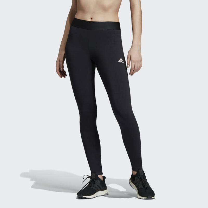 Adidas Asymmetrical 3-Stripes Tights DX7969 Black