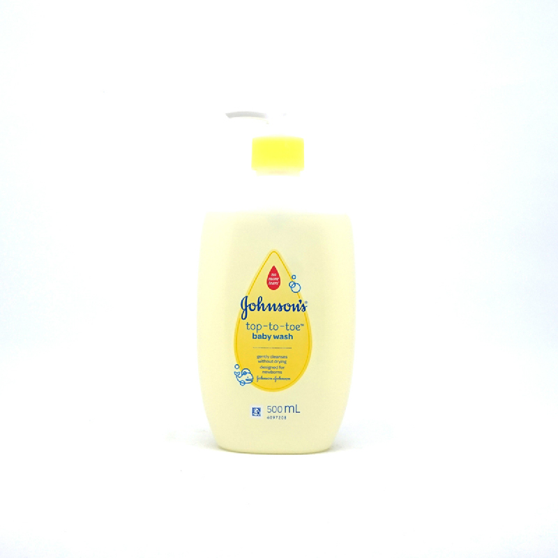 Johnsons Baby Top To Toe Wash 500 Ml