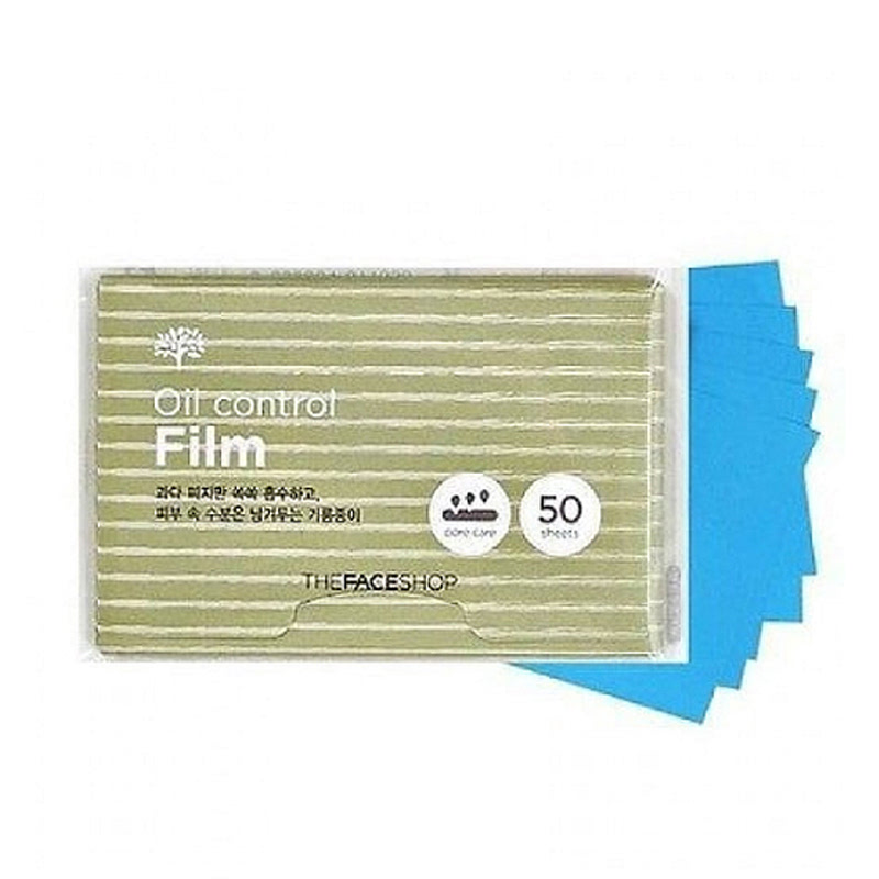 The Face Shop Daily 3M Oil Blotting Film