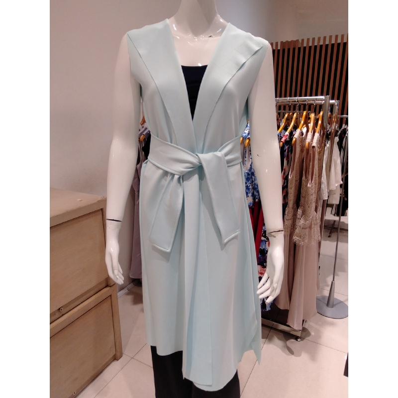 Basa Najia Outerwear Light Blue