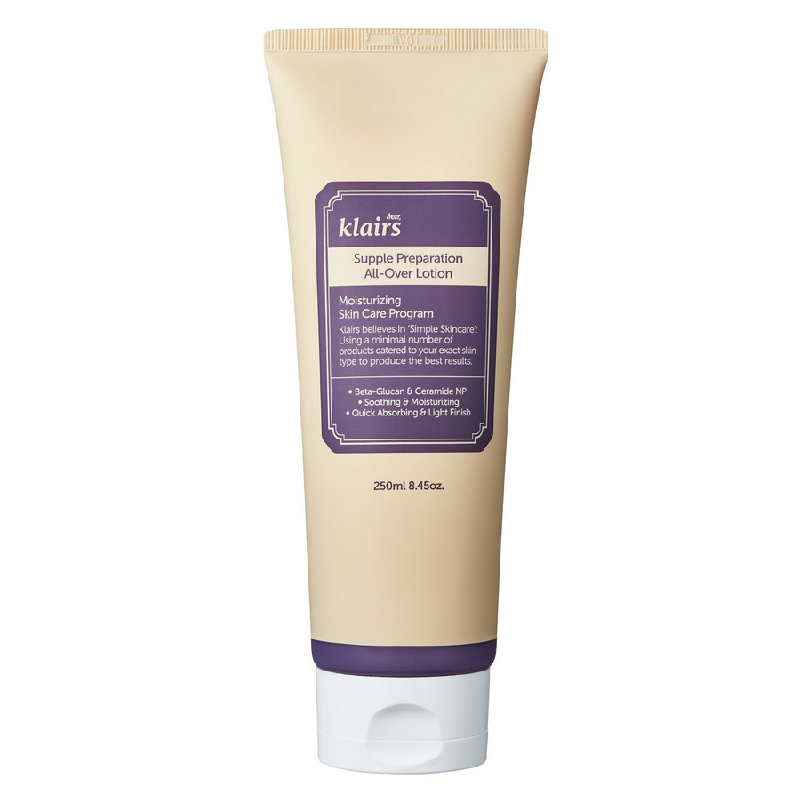 Klairs Supple Preparation All over Lotion 250 ml