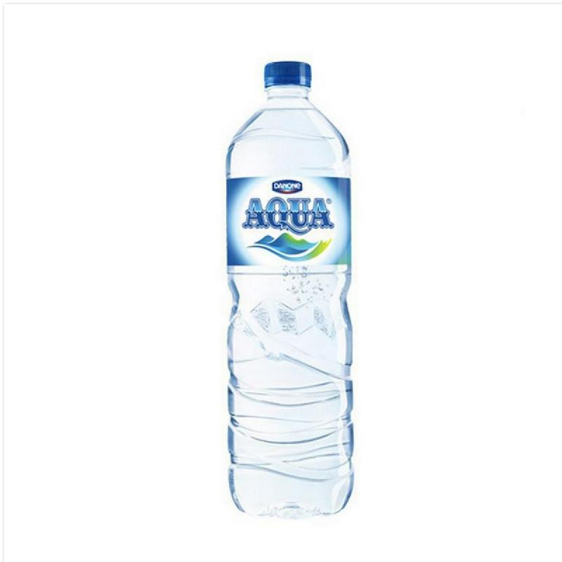 Aqua Mineral Water 1500 Ml