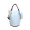 Les Catino W. Sissy Bucket Pearl Blue
