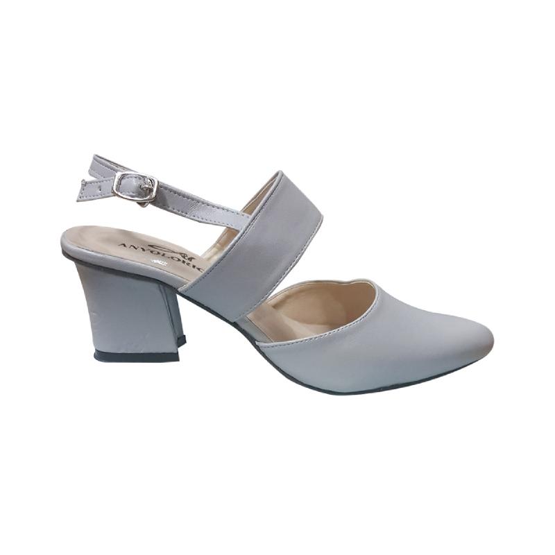 Anyolorich Heels ZA11 Grey