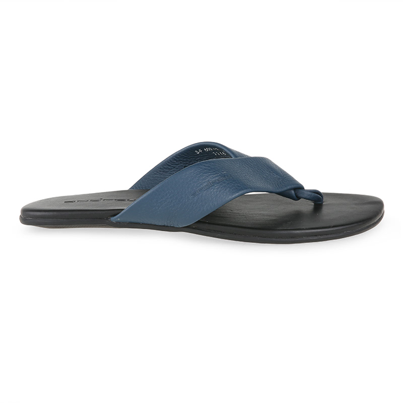 Andrew Feroz Sandals Pria Biru