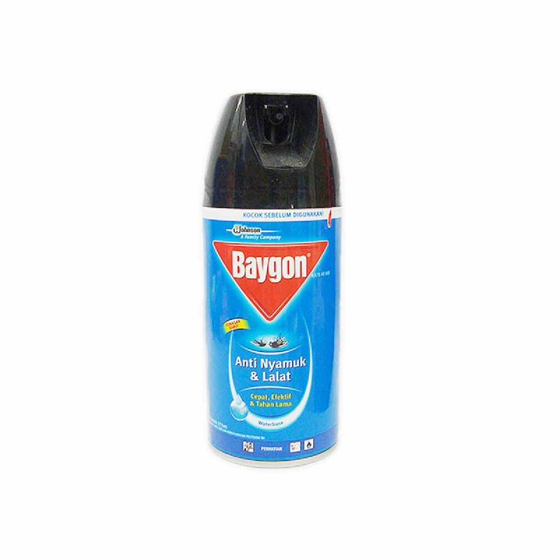 Baygon Aerosol Waterbase 275Ml