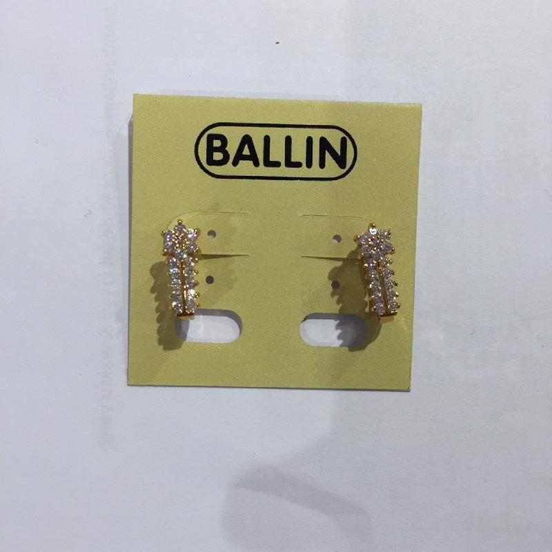 Ballin Women Earing FF-E0110G Gold
