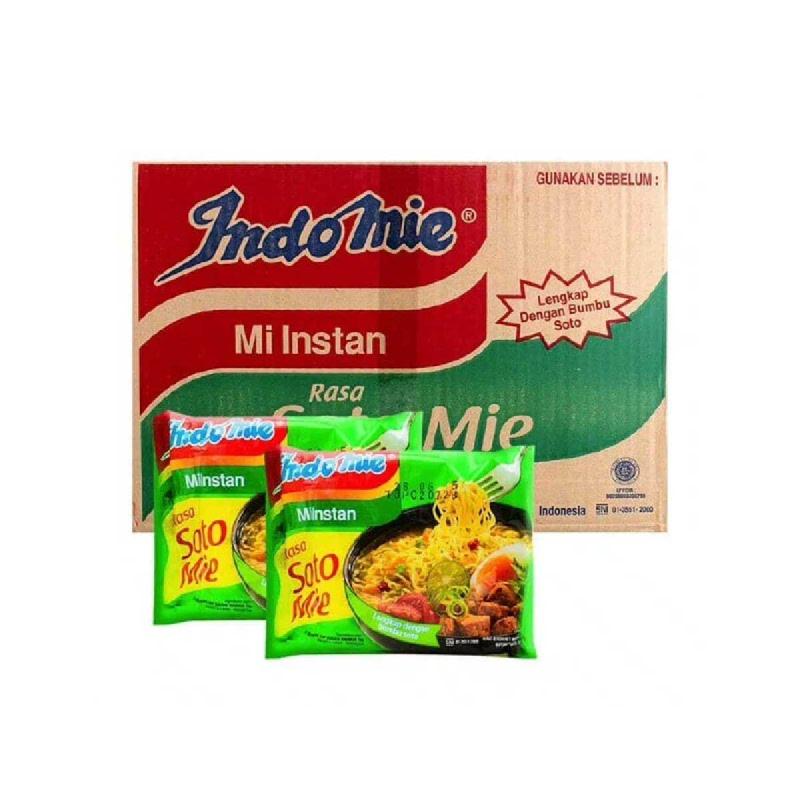 Indomie Goreng Rasa Soto 85 Gr (1 Karton)