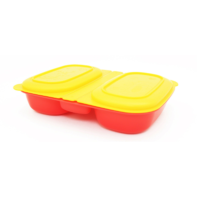 Baby Beyond Dual Bento-Box With Fork And Spoon BB1009