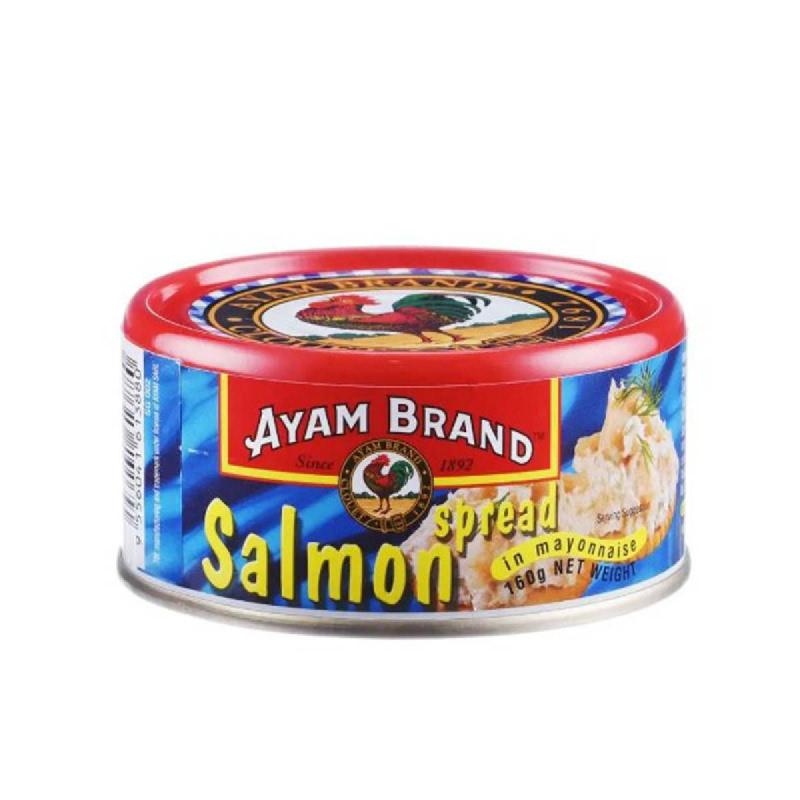 Ayam Brand Salmon Spread 170 Gr