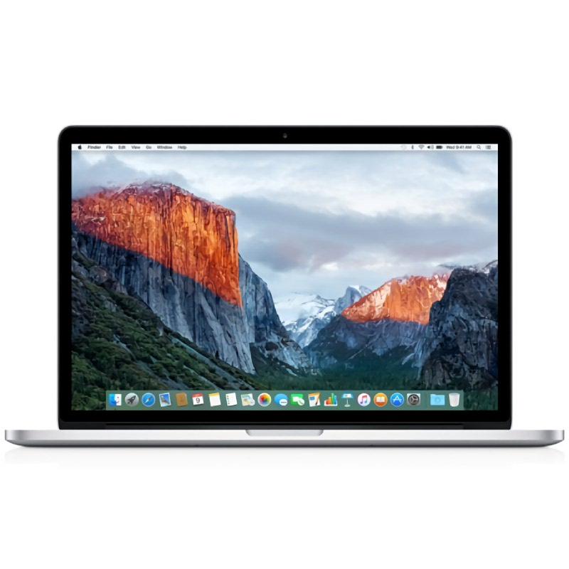 Apple MacBook Pro RD 15.4,2.2QC-i7,16GB,256GB-FS,Intel Iris Pro Graphics