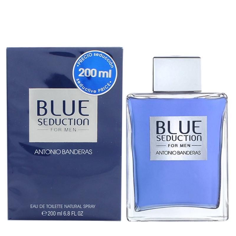 Antonio Banderas Blue Seduction Man 200 ML