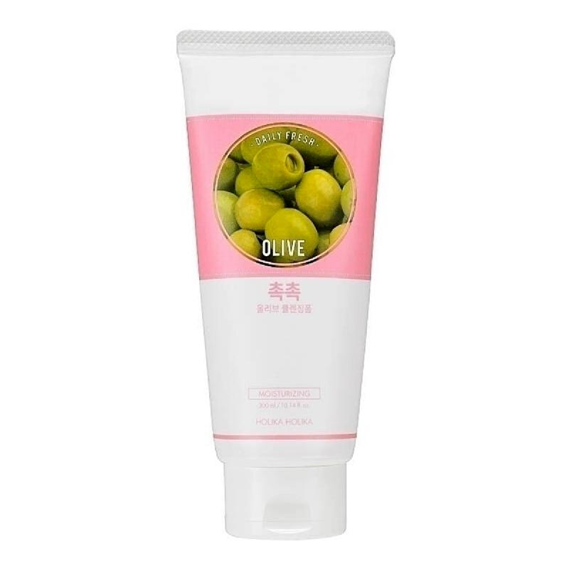 Holika Holika Daily Fresh Cleansing Foam Olive 150ml