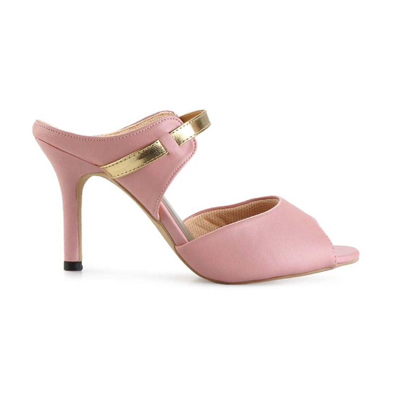 Alivelovearts Heels Gladiol Pink