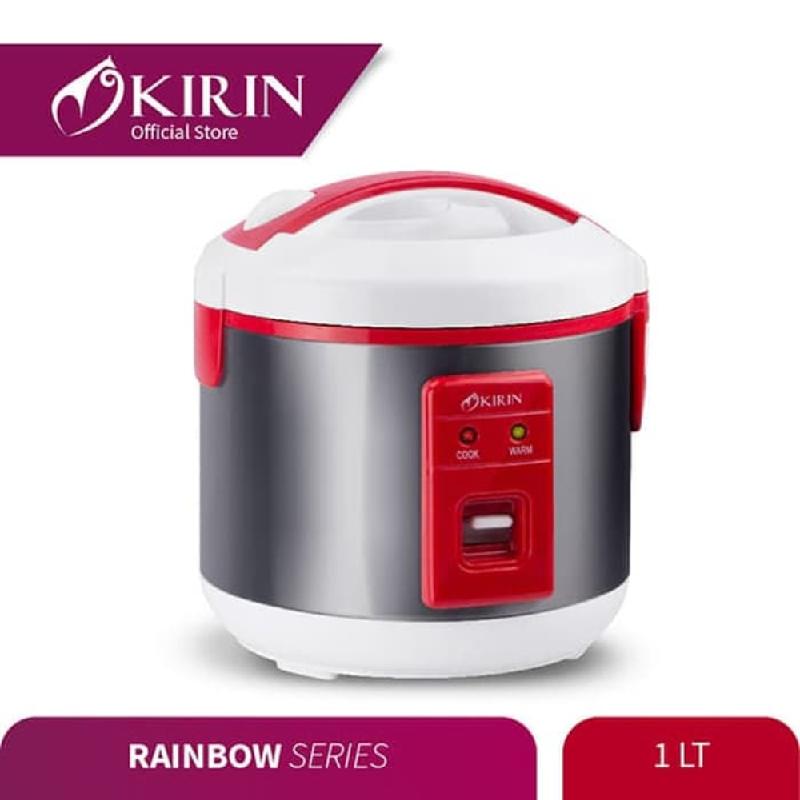 Kirin Rice Cooker KRC-087 YL 1L
