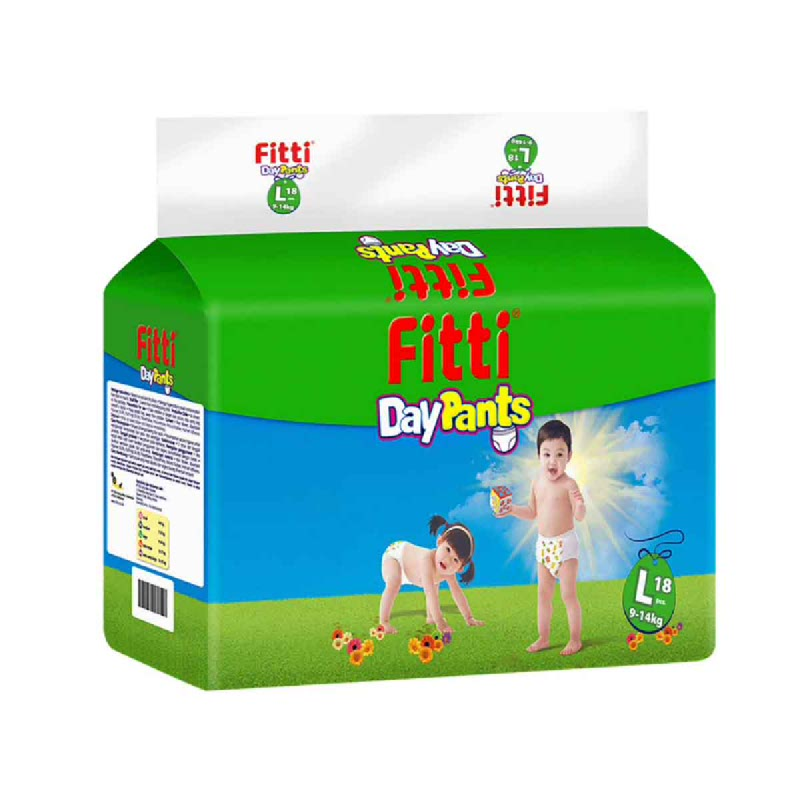 Fitti Day Pants Value Pack L 18S