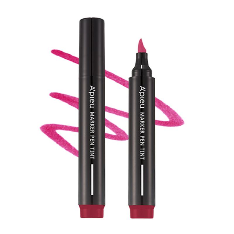Apieu Market Pen Tint - PK02 Custom Pink