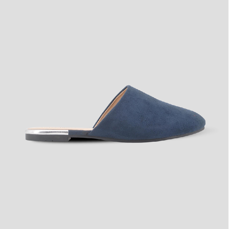 The Little Things She Needs Flat Shoes Lauda Navy