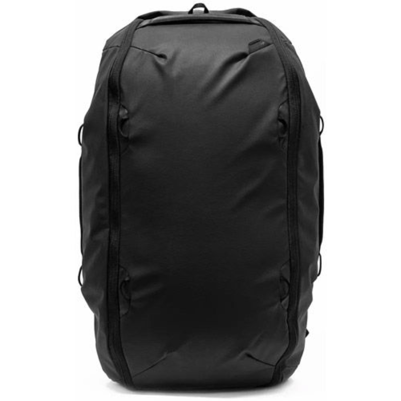 TRAVEL DUFFLE-65L-BLACK
