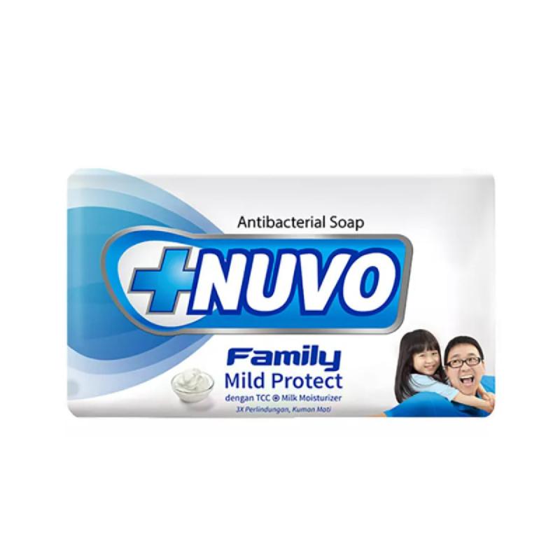 Nuvo Family Soap Biru 80Gr