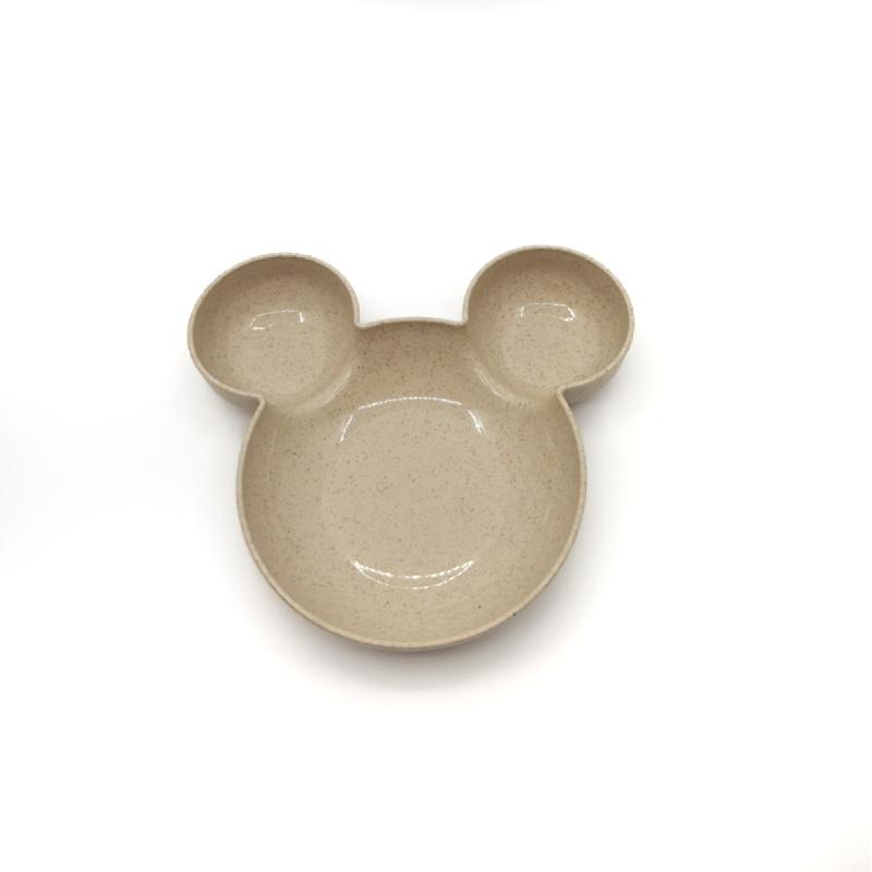 BabyLand My Browny Mickey Plate RMP001
