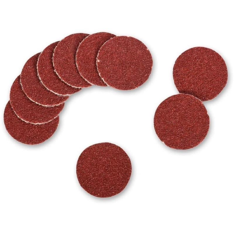 Perkakas Nankai Amplas Tempel - Velcro Sanding Disc 4 Inch - 150 - Isi 100Pcs