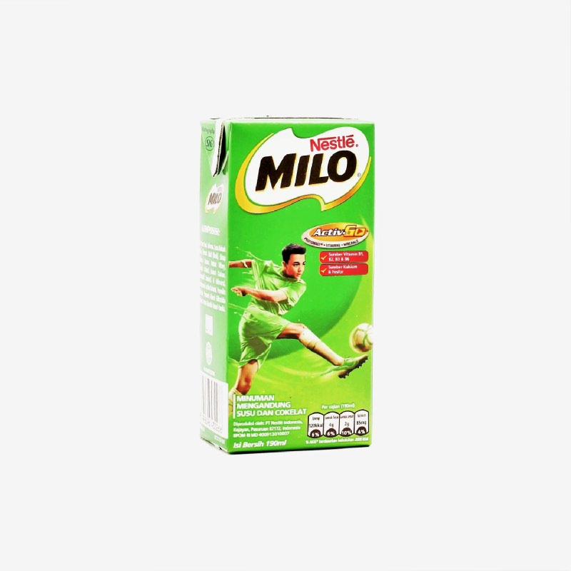 Milo Uht Activ-Go Tp 190ml