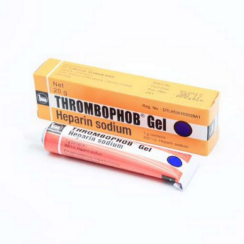 Thrombophob Gel 20 g