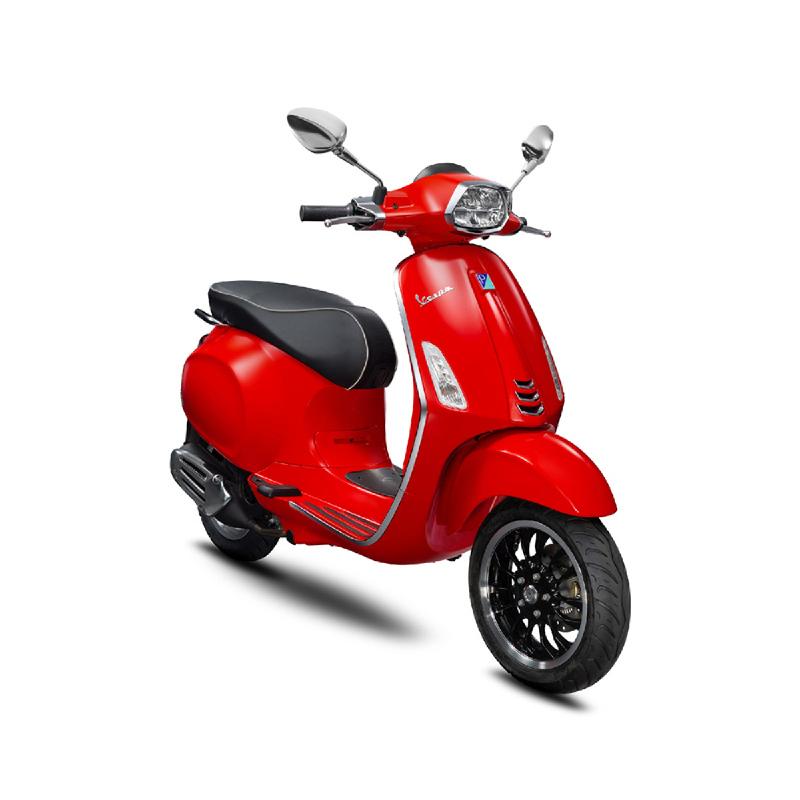 Vespa Sprint 150 I-GET ABS - Jakarta - Red Scarlatto