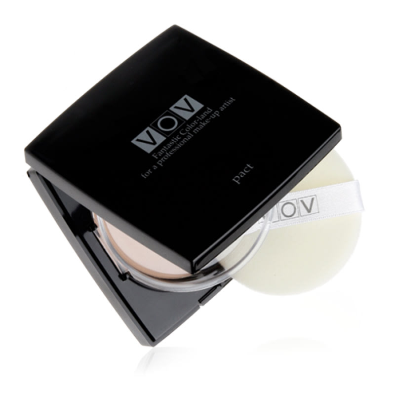 VOV Pact No. 21 Natural Beige + Refill