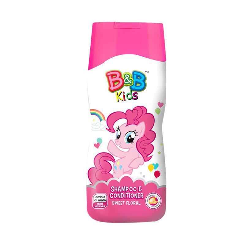 B&B Kids Shampoo Conditioner Sweet Flora 200 ml