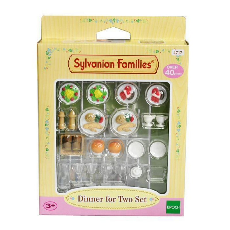 Sylvanian Families Dinner For Two Set ESFU47170