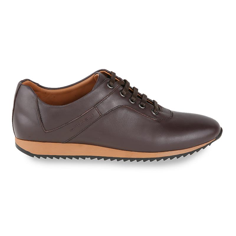 Andrew Barnes Sneakers Pria Coklat