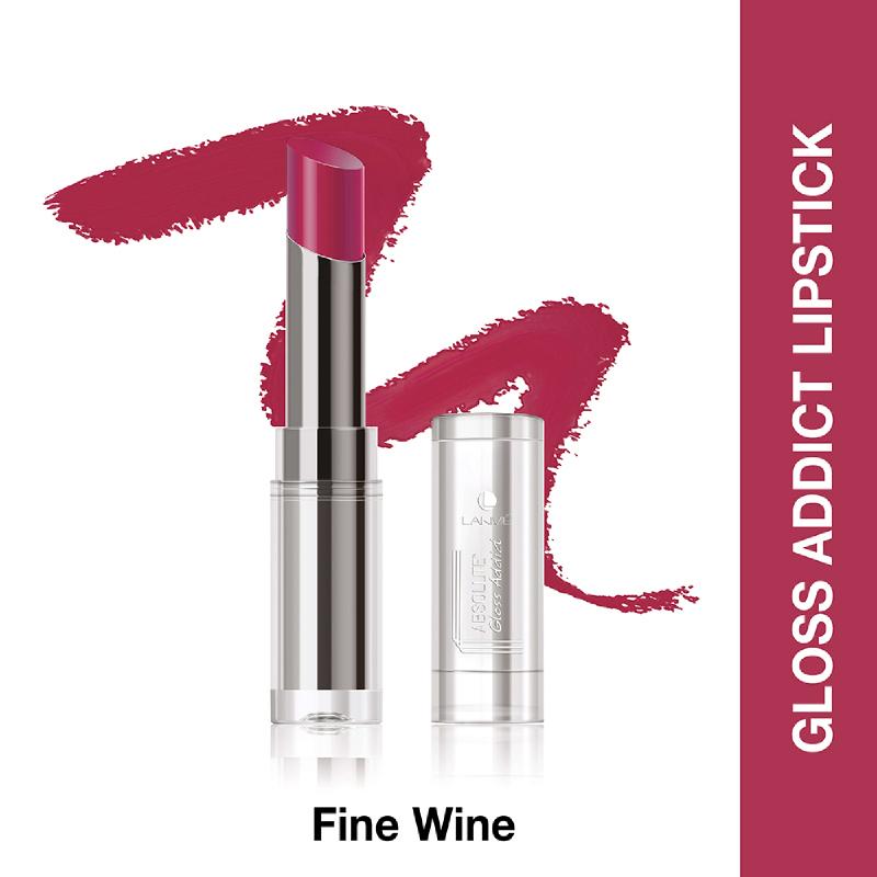 Lakme Absolute Reinvent Gloss Addict Fine Wine