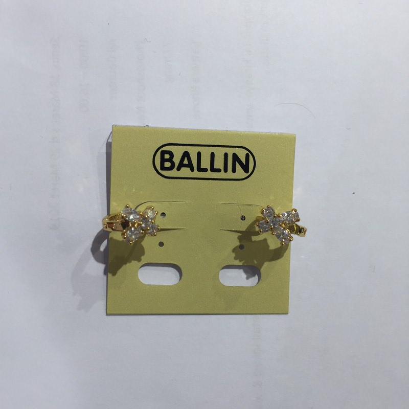 Ballin Women Earing FF-E8081G Gold