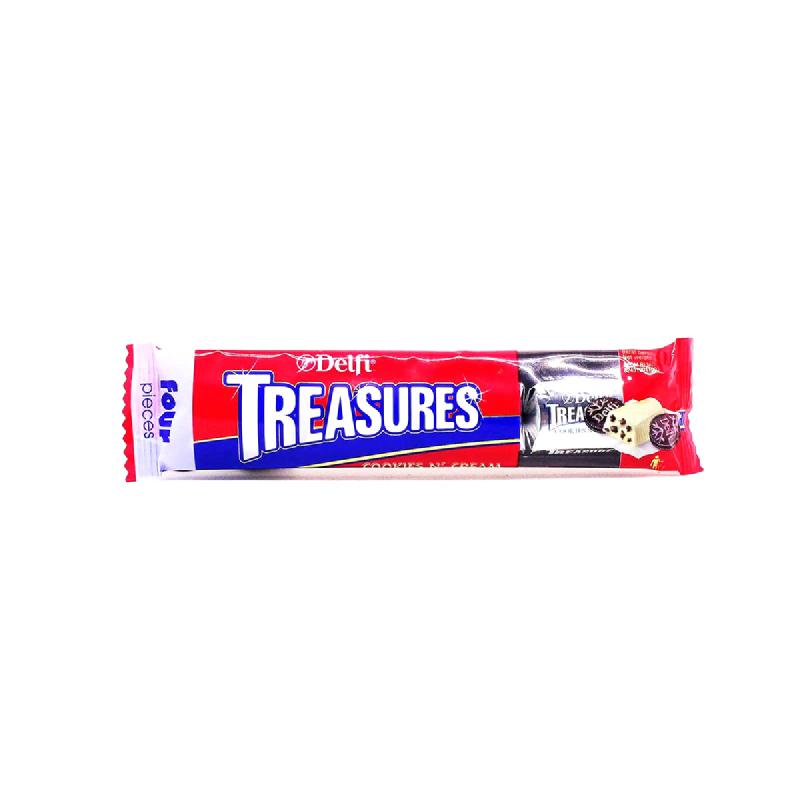 Delfi Treasures Cookies 36 Gr