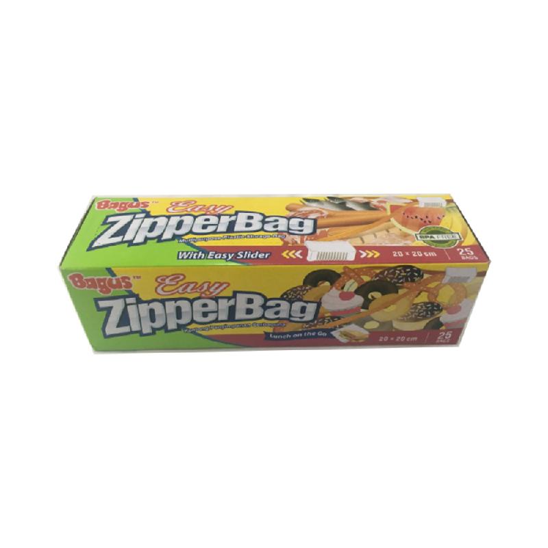 Bagus Easy Zipper 25'S 20X20 Cm