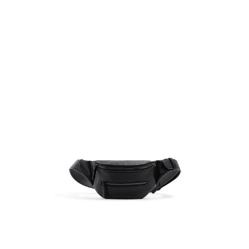 Aldo Ladies Waist Bags MONIQUA-001 Black