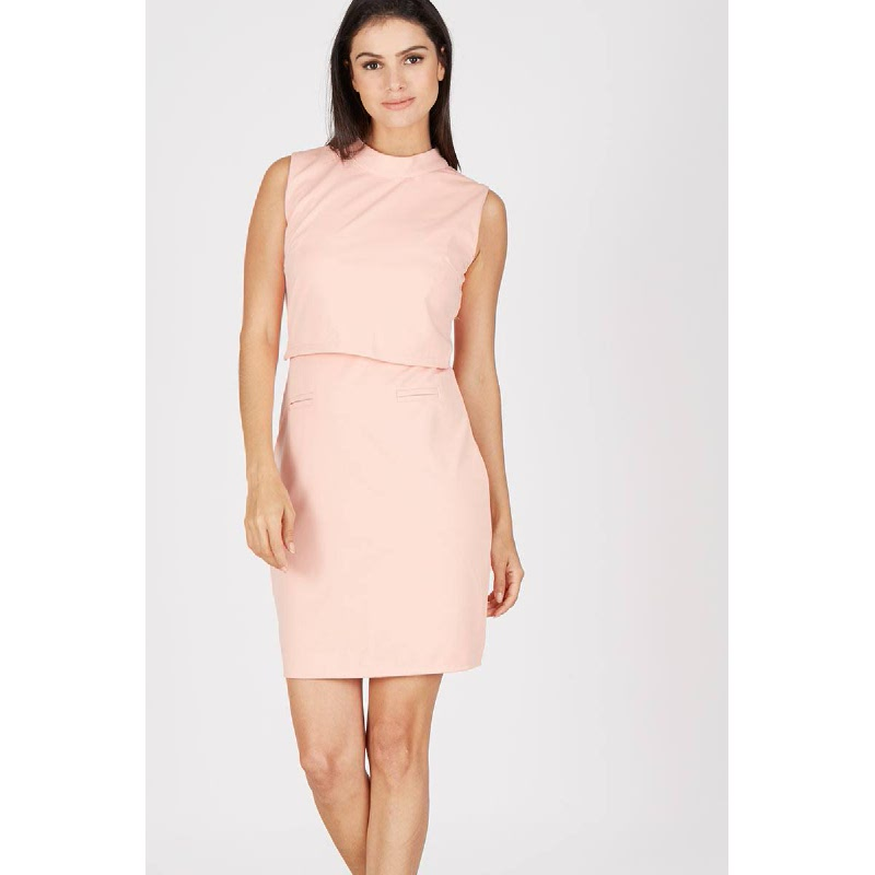 GW Eibel Dress in Light Pink
