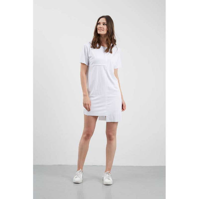 GW Munich Dress in White
