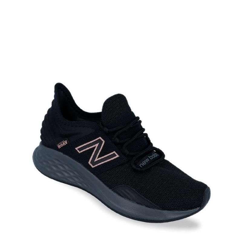 New Balance Roav Women Running Shoes - Black NEWWROAVLK