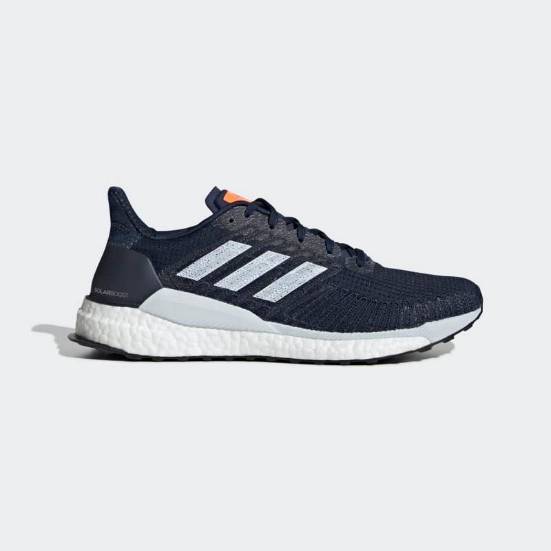 Adidas Solarboost Mens Navy Orange G28059
