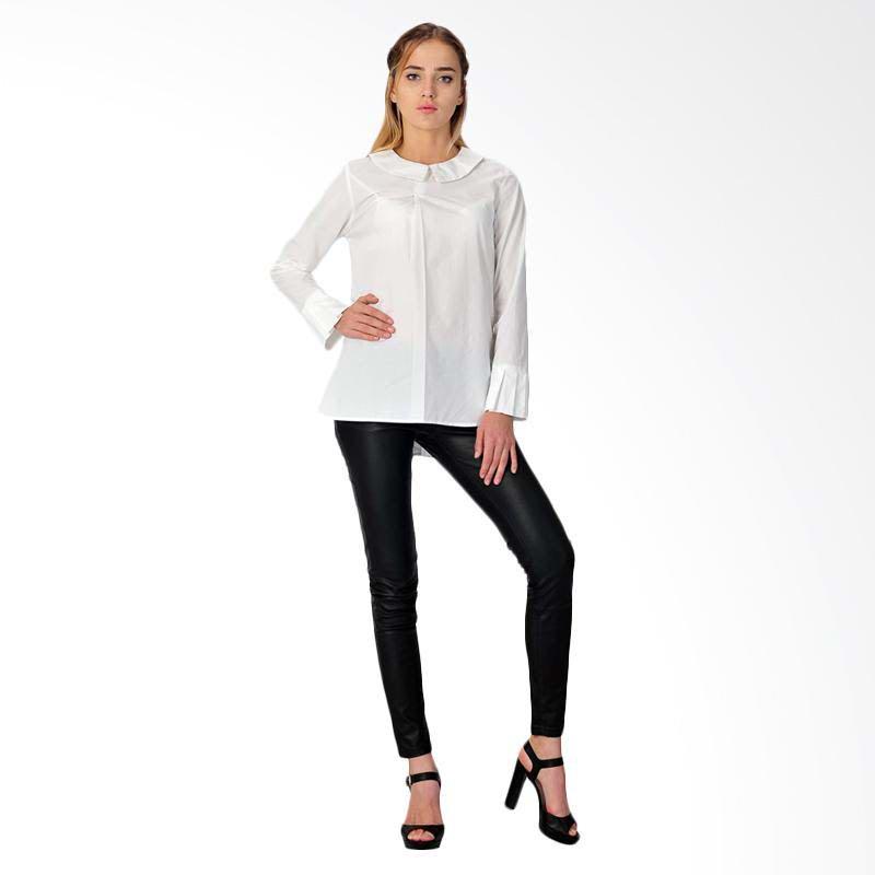 Tivoly Womens Blouse - White