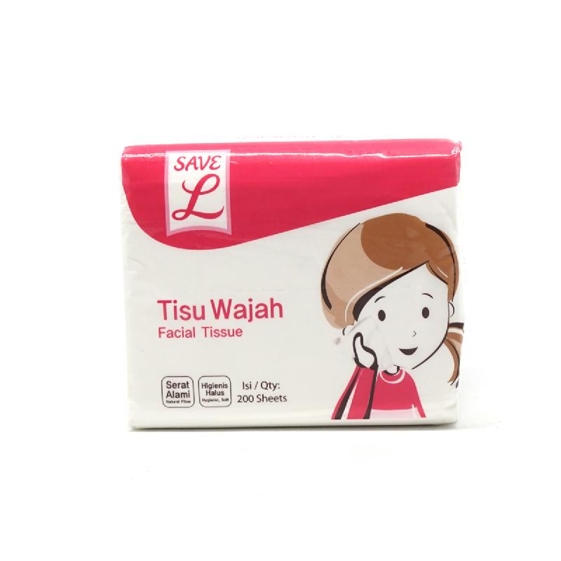 Save Tissue Pop Up 200 Sheet