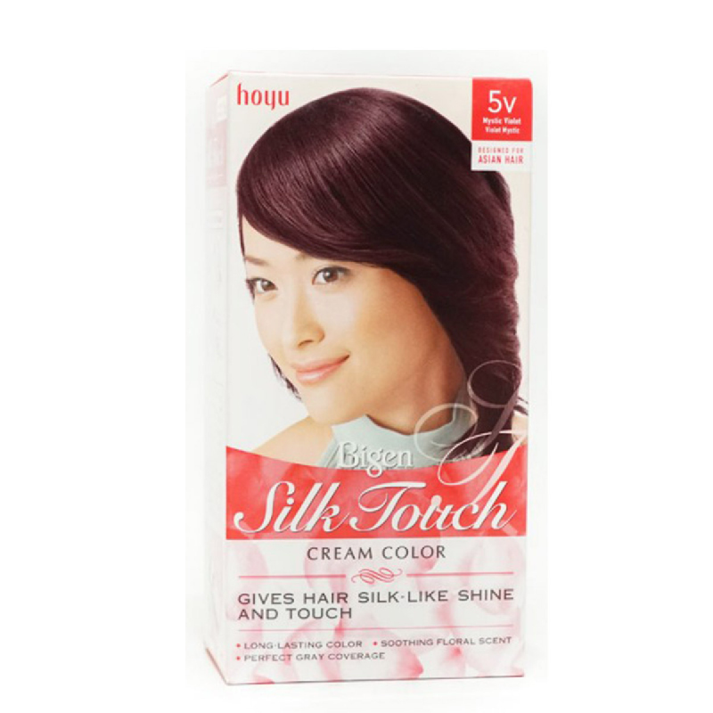 Bigen Silk Touch Mystic Violet Touch 5V 40 Gr