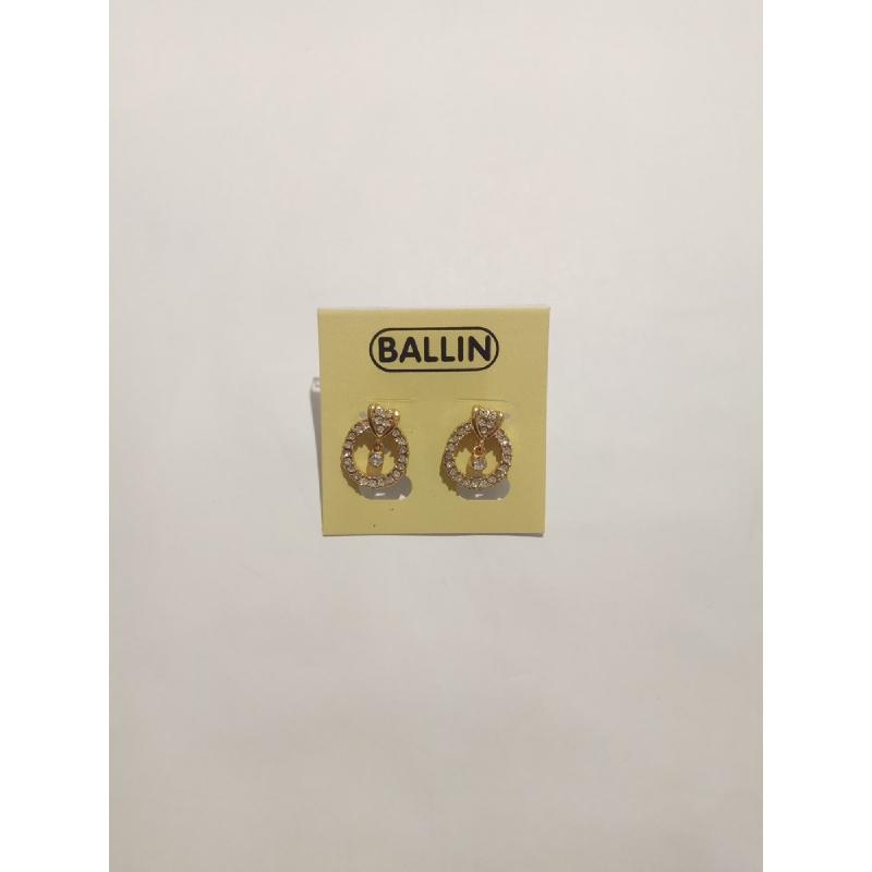 Ballin - Women Earring YZ E9581G Gold