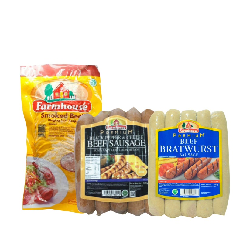 Paket Lotte Mart Rp 125.000 (Dapat 3 Produk)