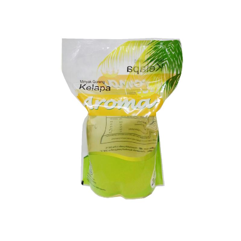 Aroma Minyak Goreng Kelapa Pch 2L