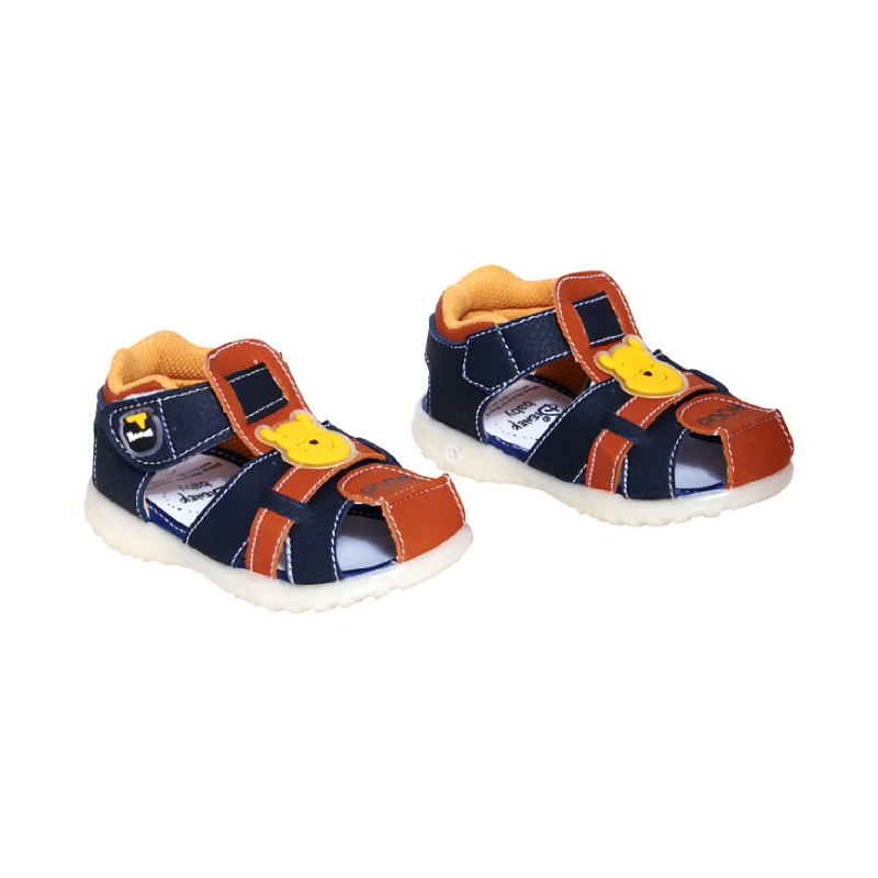Baby Shoes Pooh Cicit Navy