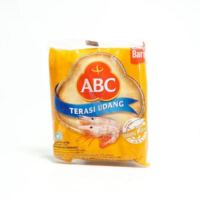 Abc Terasi Udang 20 X 4.5 Gr